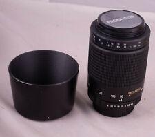 Promaster AF 80-210mm F/4.5-5.6 Autofocus Zoom Lens for Pentax AF With Box