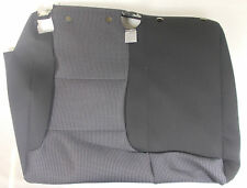 AUDI A3 RIGHT REAR BLACK SILVER CLOTH SEAT BACKREST COVER - 8P0 885 806 CE YET