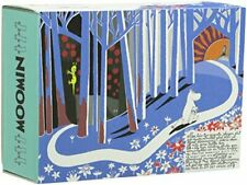 Among the 108-piece jigsaw puzzle prism Art Series Moomin Forest (18.2x25.7cm)