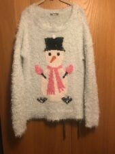 South Ladies Christmas Sweater Size 16