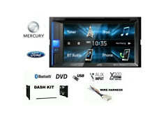 FORD MERCURY 1995-2010  Bluetooth TOUCHSCREEN DVD USB Radio Stereo Kit