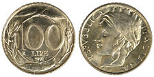 100 LIRE 1993 TURRITA II TIPO REPUBBLICA ITALIANA ITALY Fdc Unc (da rotolo) £39