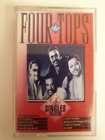 Four Tops - The Singles Collection - Cassette Tape