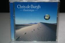 CHRIS DE BURGH Footsteps - CD - STARWATCH 5051865-1930-2-9