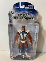 "DC Comics Direct History of the Universe Series 1 Manhunter 7"" Action Figure New"
