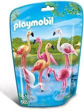 6651 Flamencos playmobil zoo,africa,safari,animal tiere flamenco flamingo