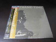 John Coltrane Coltrane Time Japan Mini LP CD w OBI Sealed New Copy Cecil Taylor