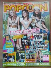 POPCORN 2 -  2007 Monrose Monica Ivancan Christina Aguilera Tokio Hotel GZSZ