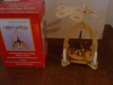 Weihnachtspyramide Tischpyramide Weihnachten Pyramide Holzpyramide Deko