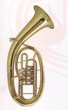 Musica (Cerveny) B-Tenorhorn, Bohrung 13,20mm, Messing - ohne Etui -