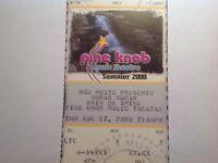 Duran Duran concert ticket  Summer of 2000 Michigan.   {{FREE SHIPPING}}
