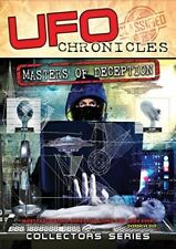 Ufo Chronicles: Masters Of Deception [New DVD]