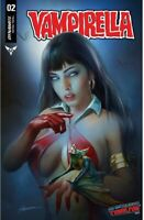 VAMPIRELLA #2 SHANNON MAER NYCC EXCLUSIVE VARIANT NM BLOOD HORROR LTD 500 COMIC