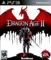Dragon Age II (Sony PlayStation 3, 2011) DISC IS MINT