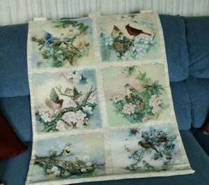 Songs of Spring Tapestry Wall Hanging by Artist Lena Liu