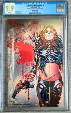 La Muerta Retaliation #1 Jonboy Meyers Metallico Edition CGC 9.9 Coffin Comics