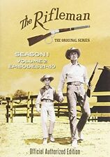 Westerns NR Rated DVD & The Rifleman Blu-ray Discs