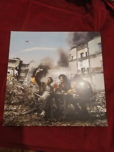 The zen circus - La Terza Guerra Mondiale Lp indie rock italiano prima stampa