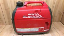 Honda EU2000i 2000-Watt 120-Volt Super Quiet Portable Inverter Generator
