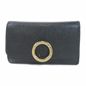 BVLGARI   key holder BVLGARI BVLGARI Leather