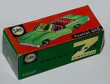 Reprobox Siku V 277 - Pontiac GTO