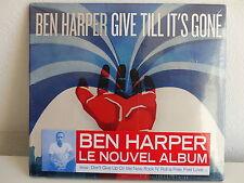 CD ALBUM BEN HARPER Give till it's gone ier11-1
