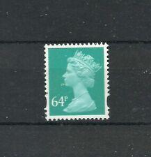 Great Britain Machin 64p OFNP PCA 2B De La Rue SG Y1733 DG 640.1.1 MNH