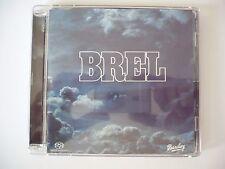 SACD  Jacques BREL - Les Marquises  Rare Hybride disc