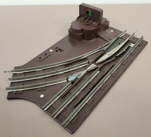 """Lionel 6-5022 Right Turn Out Manual 27"""" Diameter (027) Switch--One EX [H41]"""