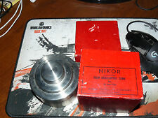 Nikor 35mm Film Developing Tank with reel / Box  ships free USA