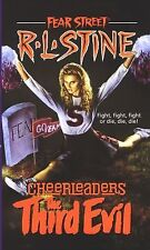 The Third Evil (Fear Street Cheerleaders, No. 3) R. L. Stine Mass Market Paperb