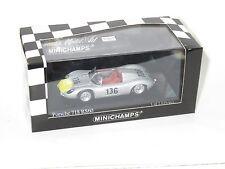 1/43 Porsche 718 RS60  Targa Florio 1963  #136   S.Moss / G.Hill