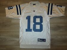Peyton Manning #16 Indianapolis Colts Reebok NFL Jersey SM Small Rookie