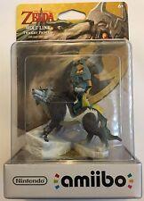 1st print edition Legend of Zelda Wolf Link amiibo Twilight Princess US version
