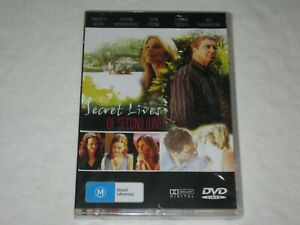 Secret Lives Of Second Wives - Brand New & Sealed - All Regions - DVD