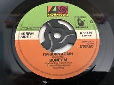 "Boney M - I'm Born Again 7"" Vinyl Single Record"
