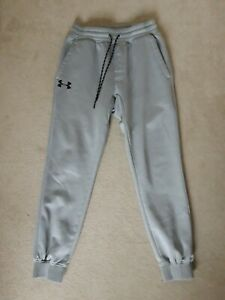 Under Armour Storm jogging trousers joggers mens size S, grey, hardly worn