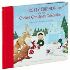 2018 Hallmark FROSTY FRIENDS and the Coolest Christmas Celebration BOOK #3