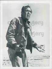 1975 Actor Anthony Quinn in Flap Press Photo