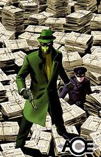 GREEN HORNET (2013) #1 Paolo Rivera VIRGIN Cover 1:50