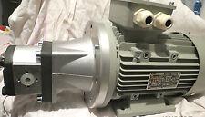 230/400 Volt, 1,5 Kw Motor Hydraulikaggregat  , Hydraulikpumpe ohne Ölbehälter