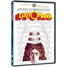 Lisztomania DVD Ringo Starr, Roger Daltrey  BRAND NEW!!!
