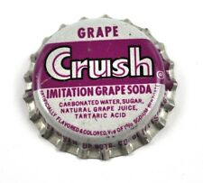Grape Crush tapita estados unidos soda cerveza Bottle Cap corcho juntas