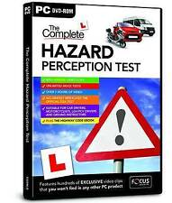 The Complete Hazard Perception Test Latest Edition - PC DVD-ROM