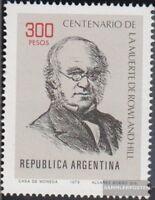 Argentinien 1410 (kompl.Ausg.) postfrisch 1979 Hill