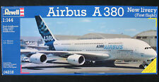 Revell 04218 - Airbus A 380 New livery - 1:144 - Flugzeug Modellbausatz - Kit