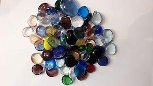 Tiffany Glasnuggets gemischt