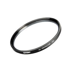 Tiffen 58mm UV C85 lens protection filter for Canon EF 85mm f/1.8 USM lens