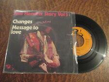 RARE 45 tours jimi hendrix story volume 5 changes