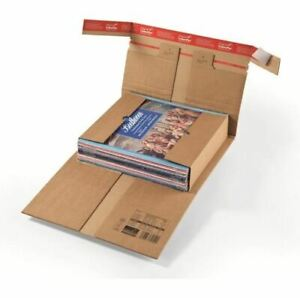 Extra Strong Record LP Mailer Box Wrap CP 030.08 ColomPac